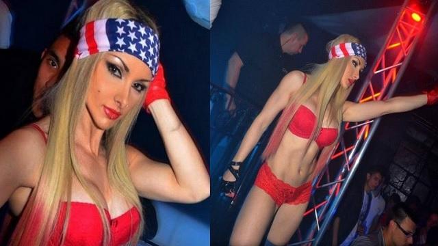 Florine #SS7 ses photos sexy